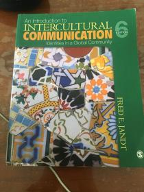An Introduction to Intercultural Communication:Identities in a Global Community