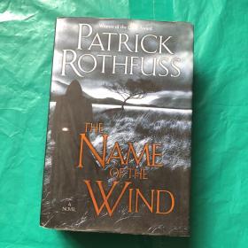 The Name Of The Wind  (英文原版) 精装 有护封