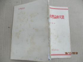 汉字改革的理论实践