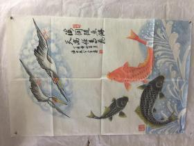 汤永成国画作品2 保真