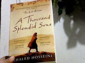 A Thousand Splendid Suns 灿烂千阳