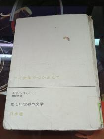 日文原版 新世界文学