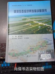 淮河生态经济带发展战略研究(研究成果已被国家
