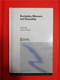 Euripides, Women and Sexuality  (欧里庇得斯、女人和性)研究文集