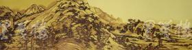 著名版画家、策展人  穆智飞 2013年亲笔签名 木版油印版画《早春图》一幅( 版号随机、所售编号20-70/80,作品得自于艺术家本人!)HXTX115835