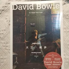 正版现货#经典摇滚音乐指南:大卫·鲍伊