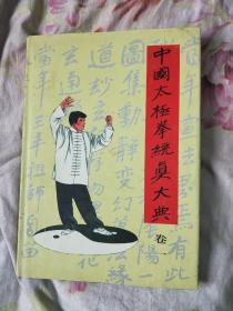 中国太极拳统真大典(卷一)