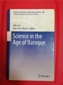 Science in the Age of Baroque (巴洛克时代的科学)研究文集