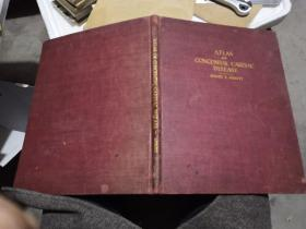 ATLASOFCONGENITAL CARDIACDISEASEMAUDE E、 ABBOTT民国英文版有签名