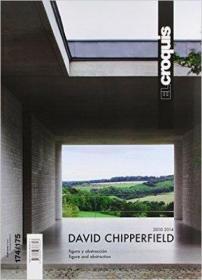 正版 El Croquis 174-175: David Chipperfield (2010-2014)中文版