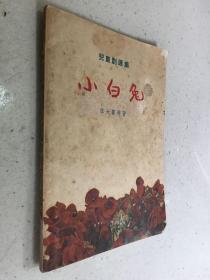 小白兔(儿童剧选集)