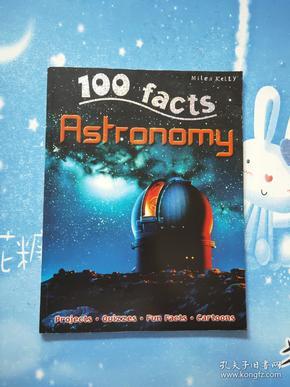 miles Kelly 100 facts:asrronomy【详情看图】