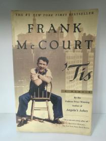 弗兰克·迈考特 Tis by Frank McCourt  (A Touchstone 2000年大开平装版) (美)英文原版书
