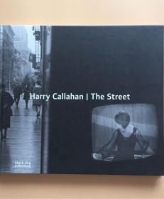 现货 哈里·卡拉汉摄影集 Harry Callahan: The Street英文原版95品
