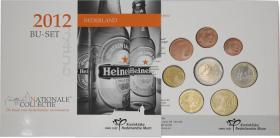 2012年荷兰喜力啤酒创业10周年年版币