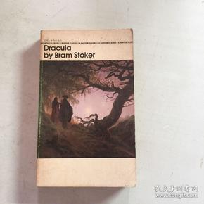 Dracula by Bram Stoker 斯托克的吸血鬼。