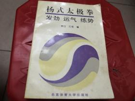 杨氏太极拳(发劲 运气 练气)