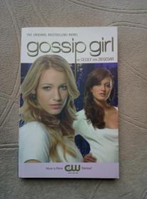 the original bestselling novel   gossip girl