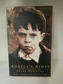 弗兰克·迈考特:安吉拉的灰烬 Angelas Ashes by Frank McCourt  (Flamingo 口袋本1999年版) (美)英文原版书