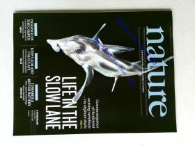 自然原版外文杂志期刊 nature 505 127-254 2014/01/09 no.7482