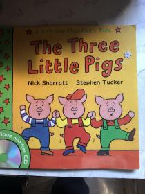 The Three Little Pigs (Lift-the-Flap Fairy Tales)  三只小豬