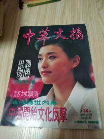 中华文摘1994年12月