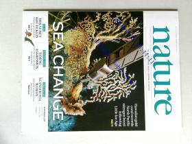 自然原版外文杂志期刊 nature 505 1-126 2014/01/02 no.7481