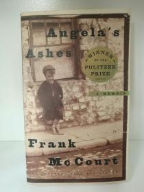 弗兰克·迈考特:安吉拉的灰烬 Angelas Ashes by Frank McCourt  (A Touchstone Book 1997年版) (美)英文原版书