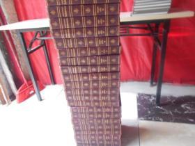 ENCYCLOPÆDIA BRITANNICA 1-23卷  缺第14.20,两卷,现有21卷(1959年  精装厚册 大16开)