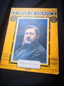 捡漏,百年前的一战时的法国画报 《LE PAYS DE FRANCE》第125期,1917年3月8日的法国战事