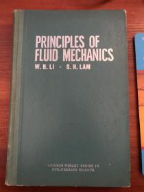 Principles of Fluid Mechanics 流体力学原理(英文版 精装)