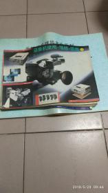 录像机使用·维修·图集【1】【横8开本·1987年一版一印】b51-1