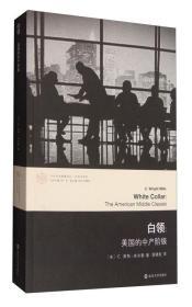 当代学术棱镜译丛:白领 美国的中产阶级