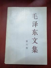 毛泽东文集(第六卷)【大32开】