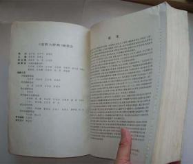 道教大辞典(缺书皮,内容全)
