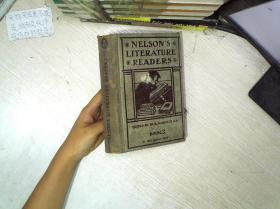 NELSONS LITERATURE READERS 2 纳尔逊的文学读者第2册 32开   08