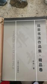 远非书法作品集·精品卷【一版一印】