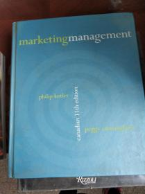 特价现货~Marketing Management 11th
