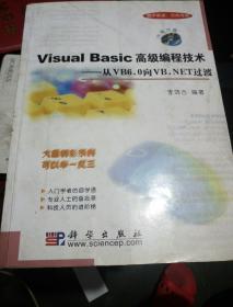 Visual Basic高级编程技术--从VB6.0向VB.NET 过渡