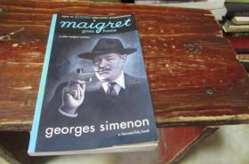 Maigret Goes Home  【英文版】