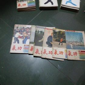 气功1987年1一12期