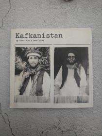 Kafkanistan:by Lukas Birk & Sean Foley(卡夫卡国之旅——巴基斯坦和阿富汗游记)