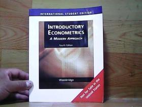 Introductory Econometrics:A Modern Approach【经济计量学入门:现代方法】