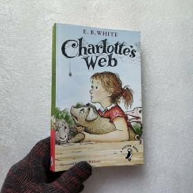 Charlottes Web  32开【内页干净】