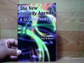 the new security agenda a global survey原版