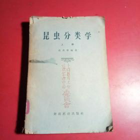 昆虫分类学(上册)1956