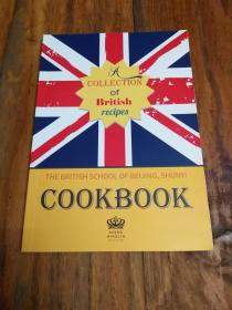 COOKBOOK(COLLECTION OF BRITISH RECIPES)(中英文对照)