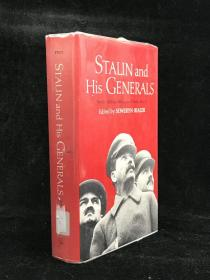 Stalin and his generals: soviet military memorirs of world war 2 by Seweryn Bialer 精装