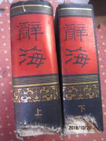 辞海(全二册)