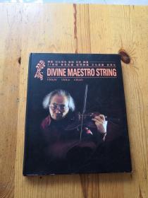 DIVINE MAESTRO STRING 21世纪世界先进提琴神器 文化产业世界化